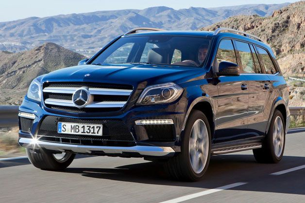 Mercedes to follow Maybach SClass with superluxe GL