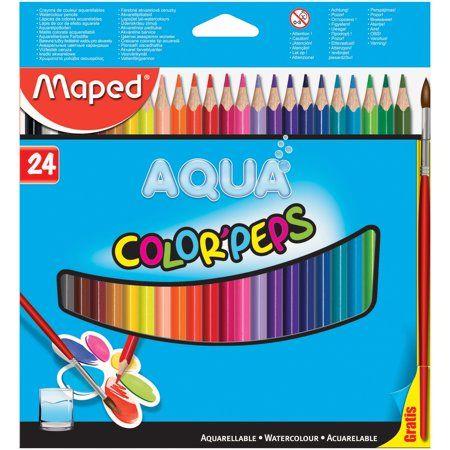 Office Supplies Watercolor Pencils Types Of Pencils Watercolor