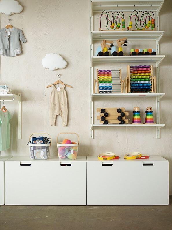 Ikea Opbergkast Kinderkamer.Nederland Baby S Room Opberg Ideeen Slaapkamer Opberg