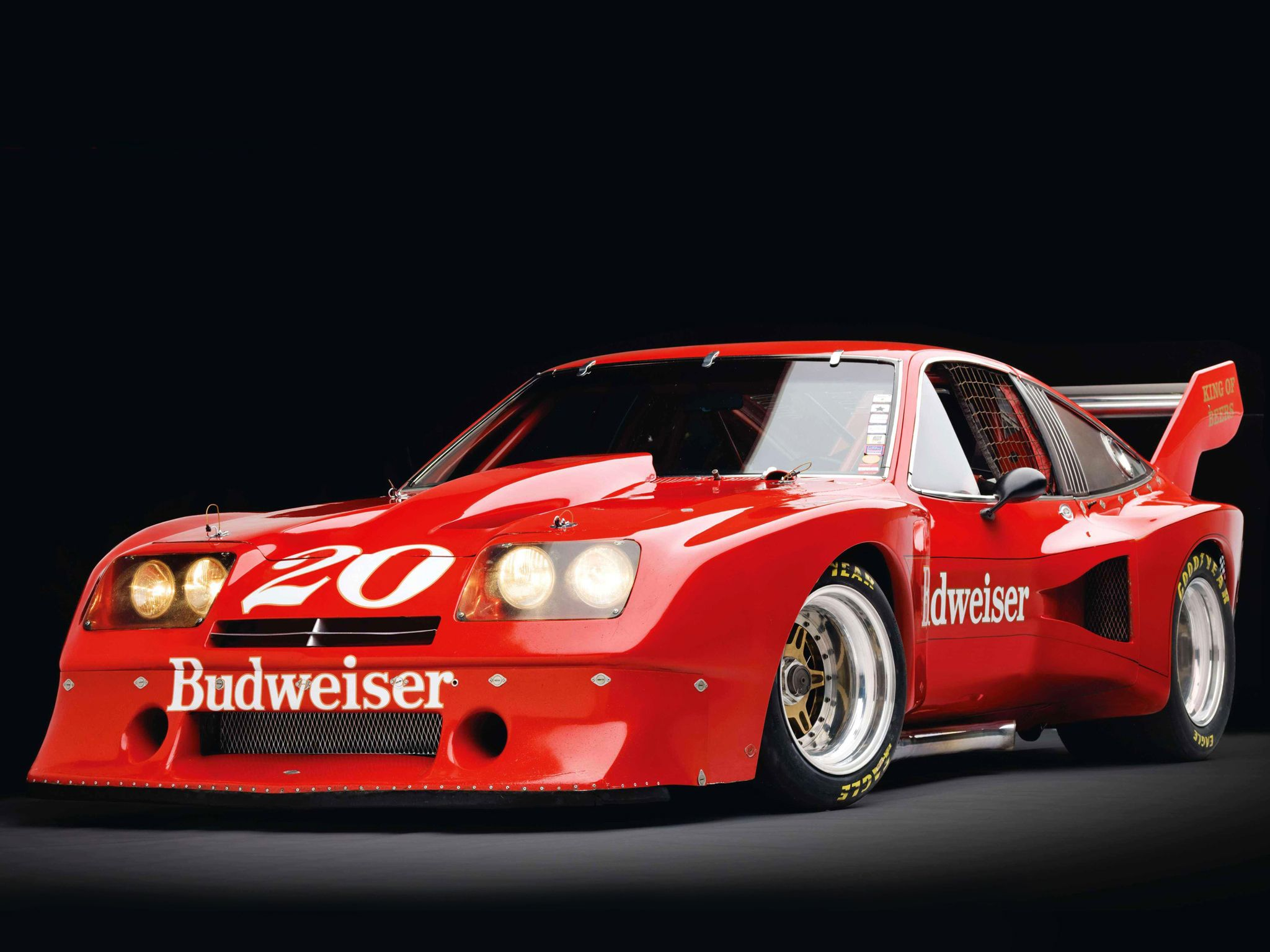 1975 Chevrolet Monza Dekon Imsa Gto Race Racing Classic