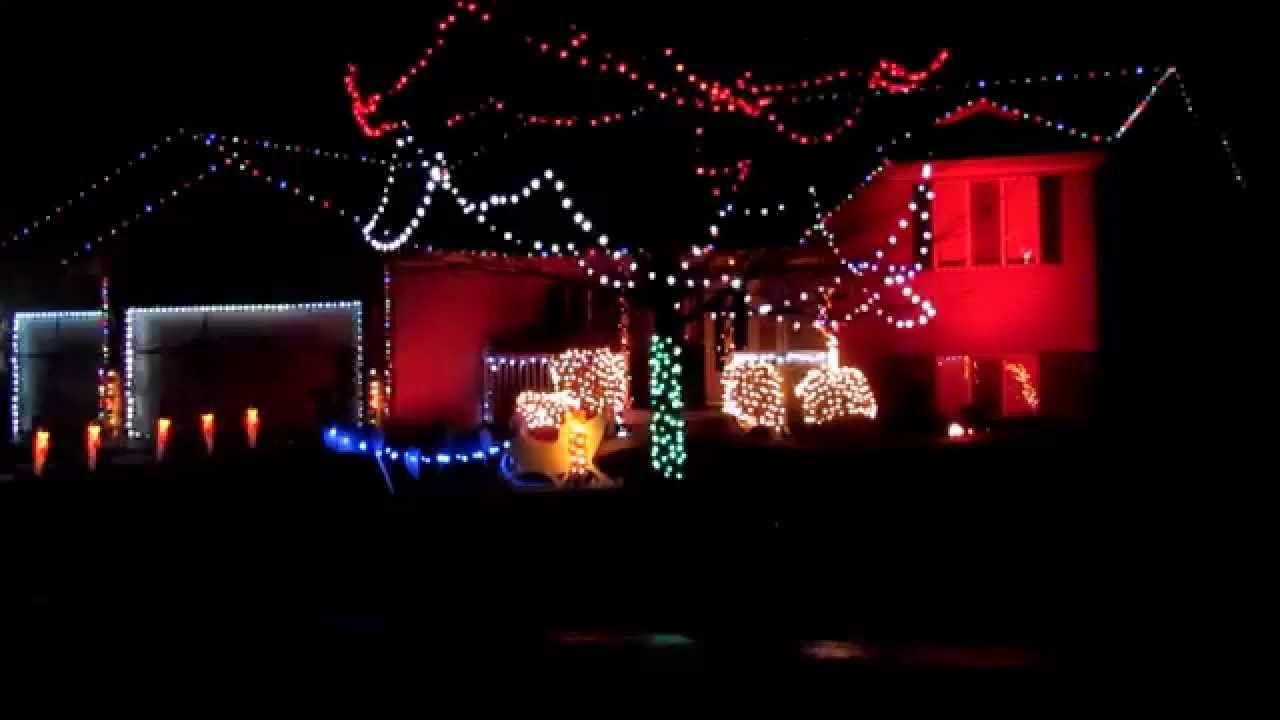 Rammstein With Christmas Lights Christmas Lights Lights Candle S