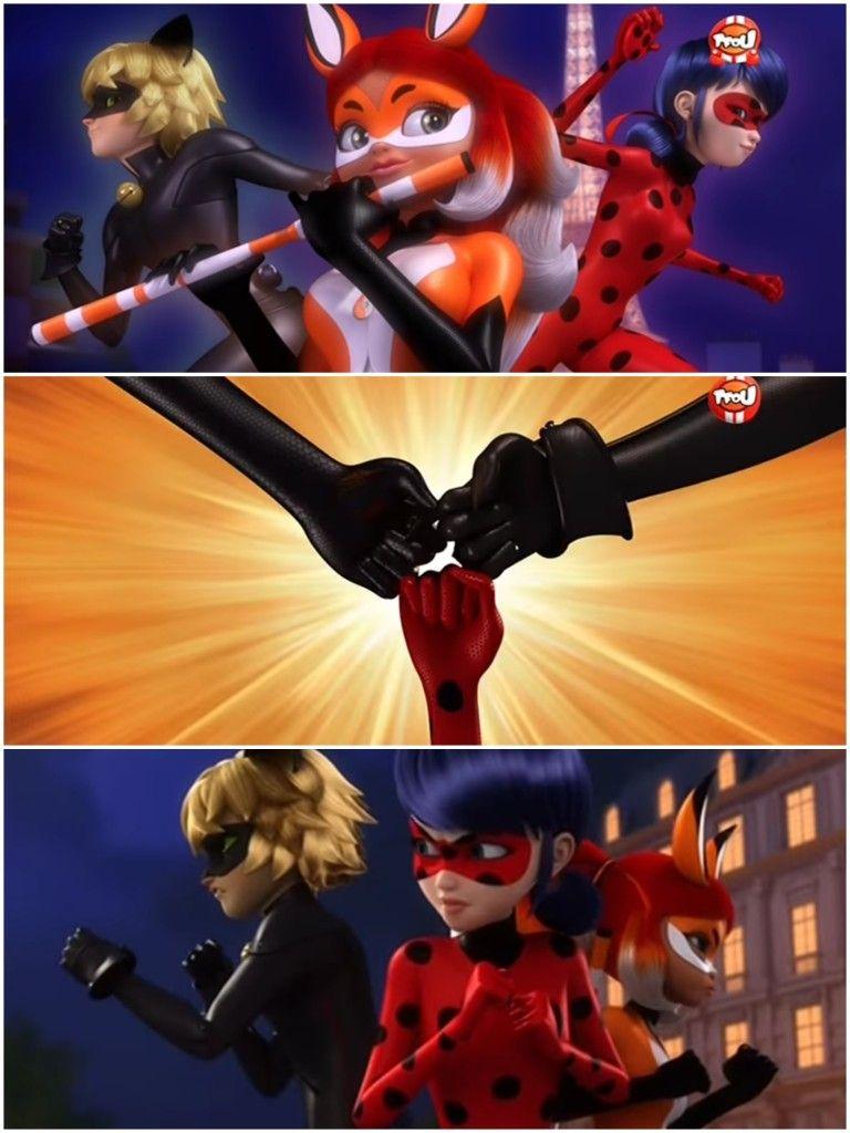 ladybug and cat noir season 2 episode 14 part 1