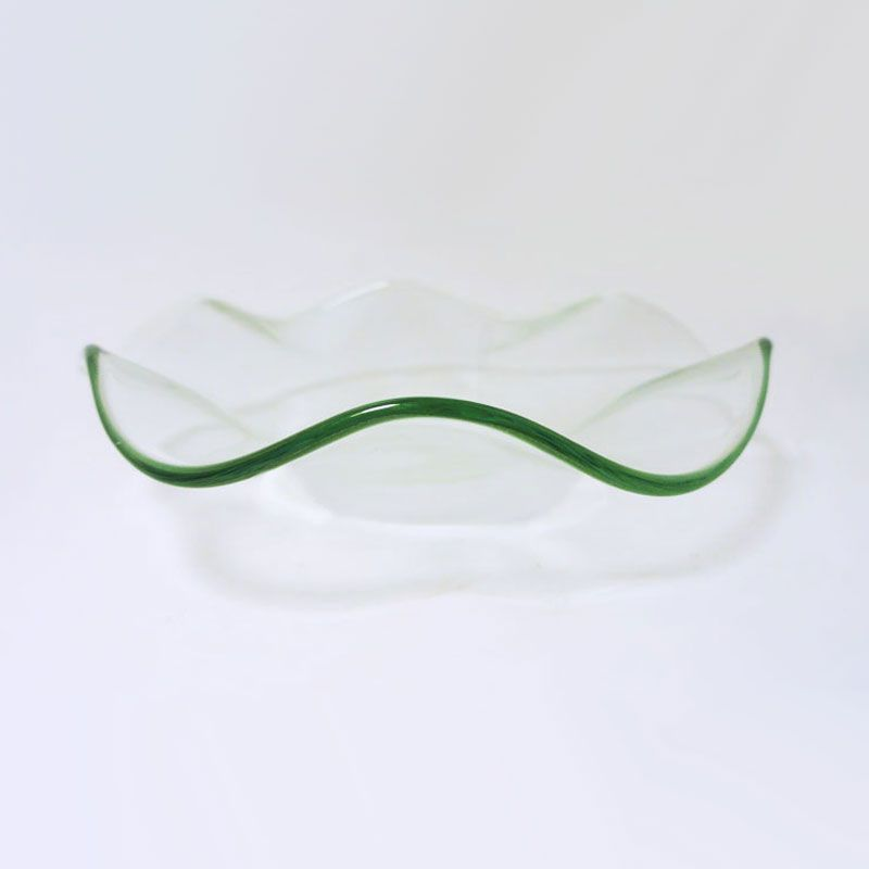 Replacement Glass Dish Bowl Lid Top for Oil Warmer Tart Burner 4 1//2 Round