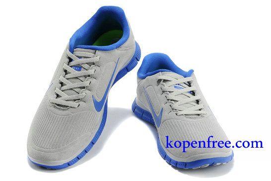 on sale d5610 b6a2a Goedkoop Schoenen Nike Free 4.0 V3 Heren ( kleur tong,binnen logo-blauw