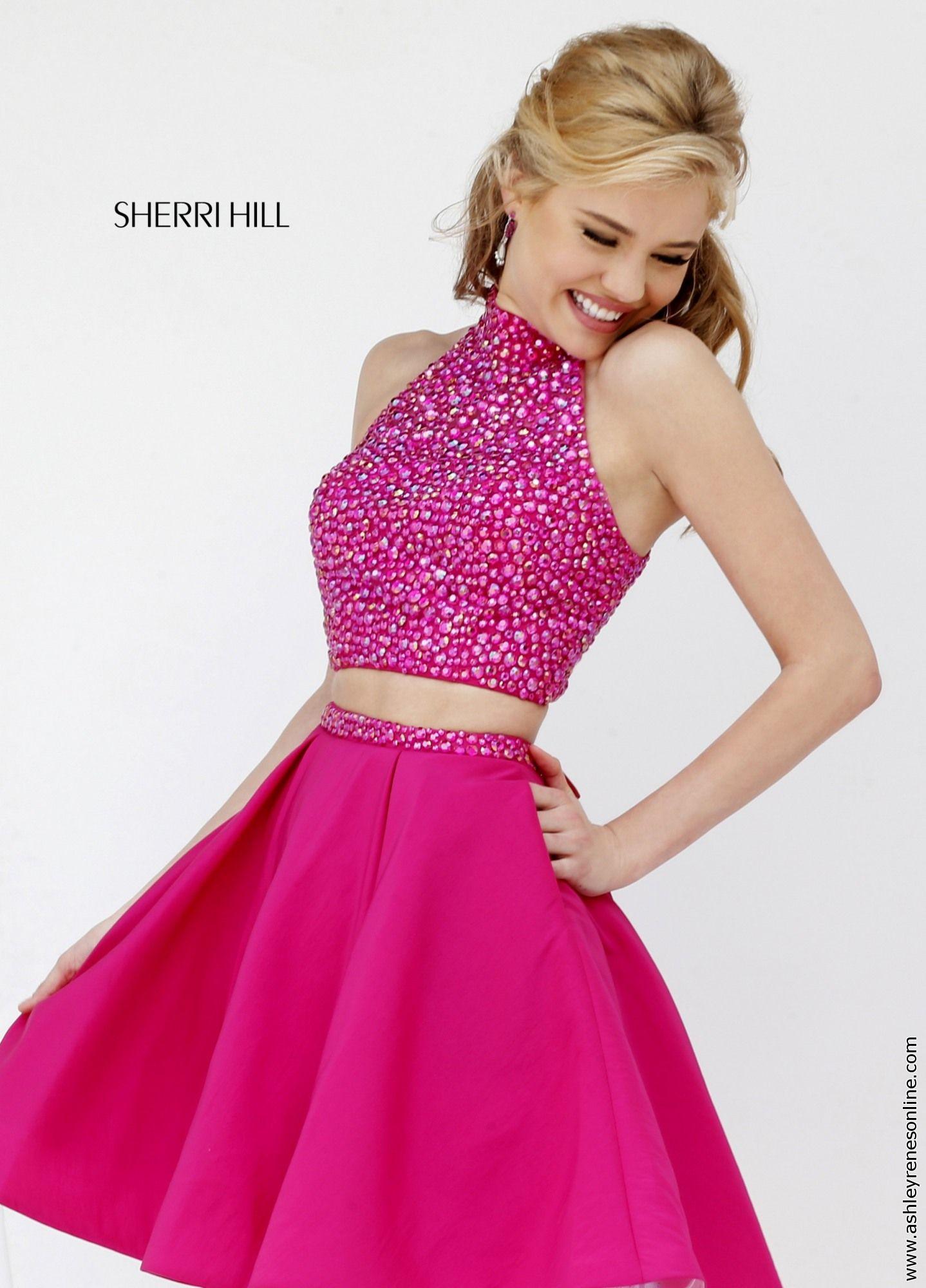 Sherri Hill prom at Ashley Rene\'s Elkhart, IN 574-522-7766 *we ship ...