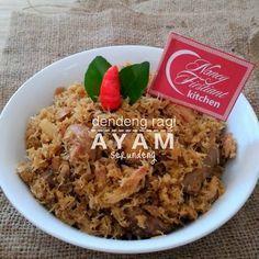 Resep Serundeng Ayam Dendeng Ragi Oleh Nancy Firstiant S Kitchen Resep Dendeng Makanan Pendamping Memasak