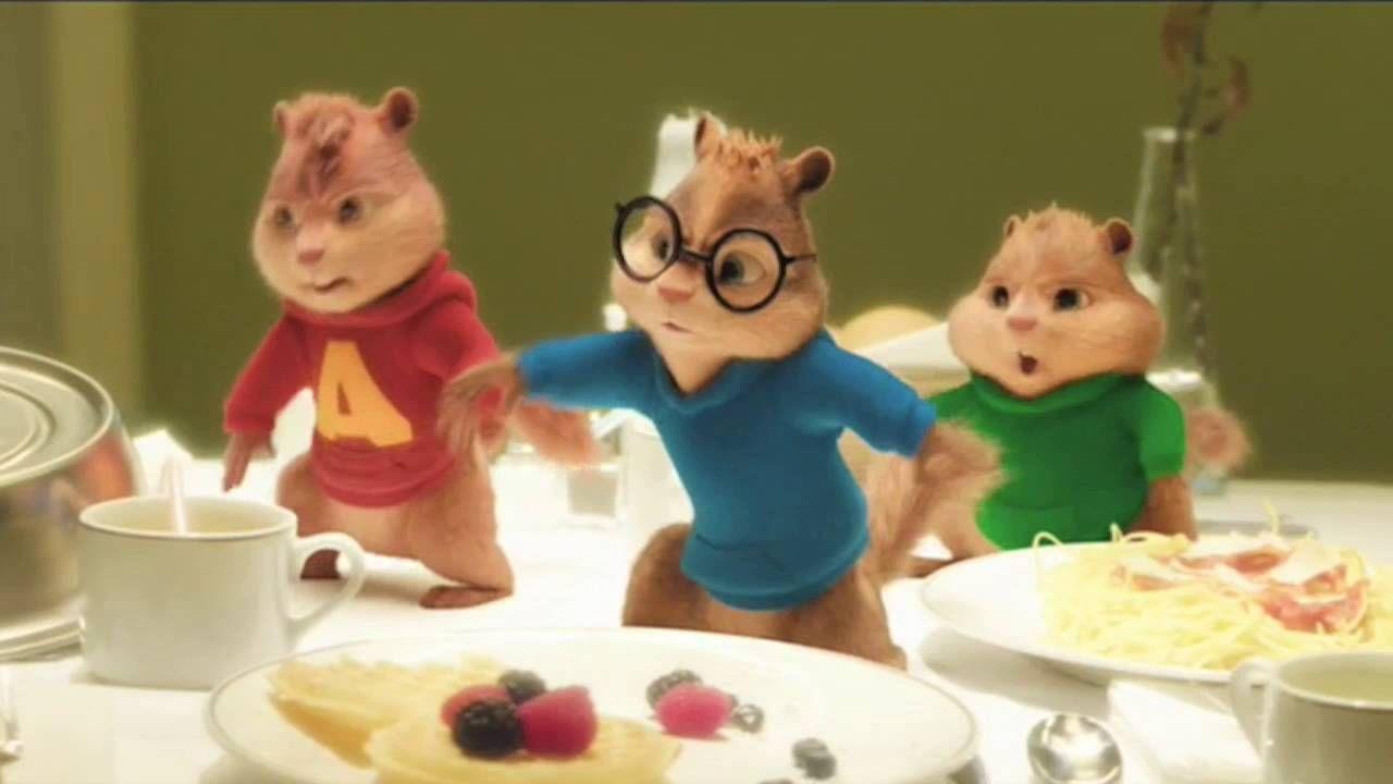 Bambala Bambali Alvin And The Chipmunks Paco Aguilera Que Lindo