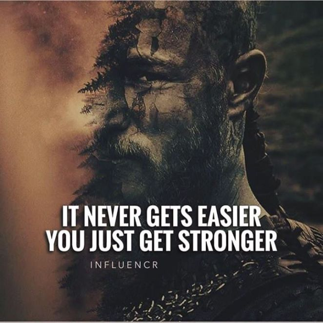 Inspirational Positive Quotes It Never Gets Easier I 2020 Motiverande Citat Inspirerande Citat Citat