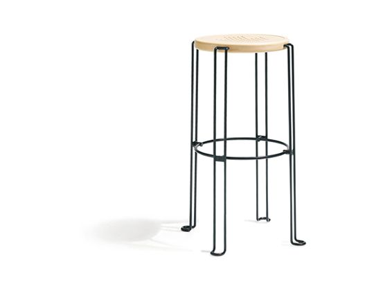 Bar stools | Gastronomy | B2 | Blå Station | Börge Lindau. Check it out on Architonic