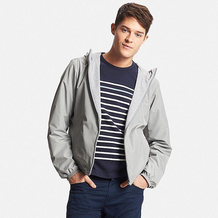 c743ea261 Men Reversible Hooded Jacket in 2019 | Clothes | Hooded jacket ...