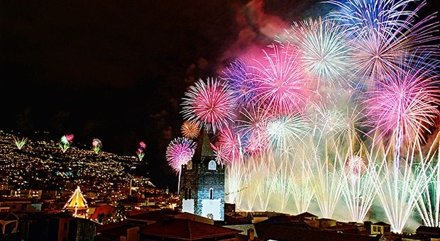 Madeira Portugal Christmas 2020 New Years Eve in Madeira | Christmas in europe, Madeira island