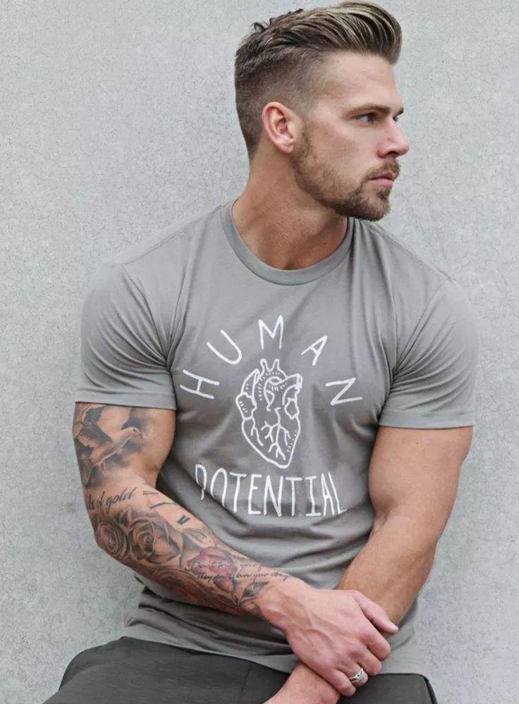 √85 Einfacher, aber trendiger Kurzhaarschnitt für Männer ... -