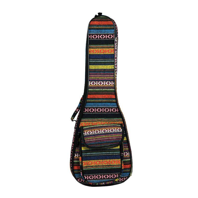 Us 14 27 23 Inch Ukulele National Wind Color Bag With Shoulder Belt For Mini Guitar Ukulele Musical Instruments From Toys Hobbies And Robot On Banggood Com