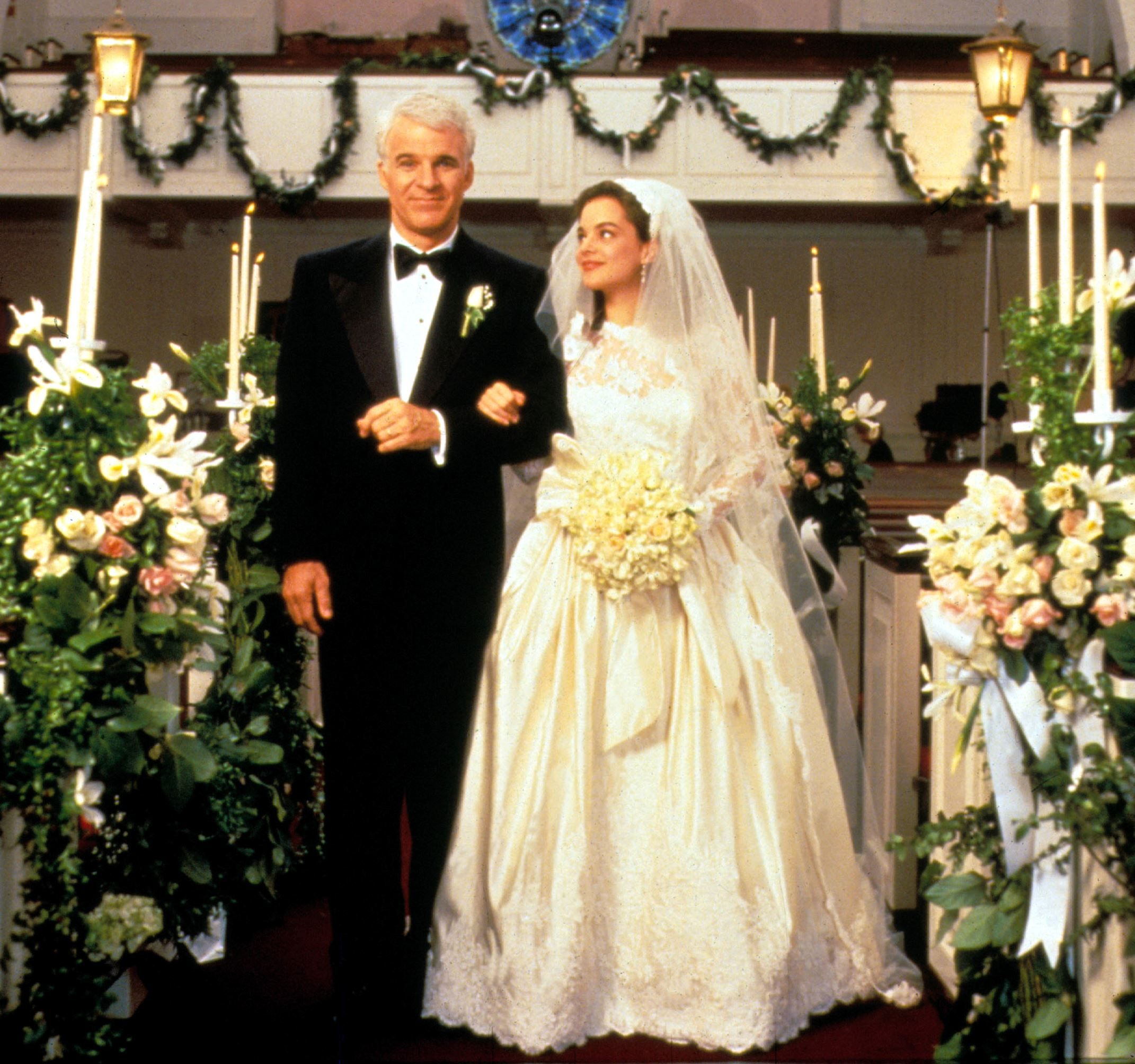 Ð?аÑ?Ñ?инки по запÑ?оÑ?Ñ? FATHER OF THE BRIDE movie wedding dress