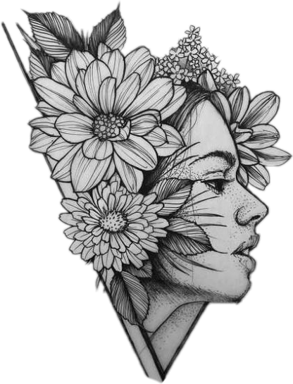 Freetoedit Tumblr Dibujo Flores Flowerhead Remixit In 2020 Drawings With Meaning Drawings Easy Drawings
