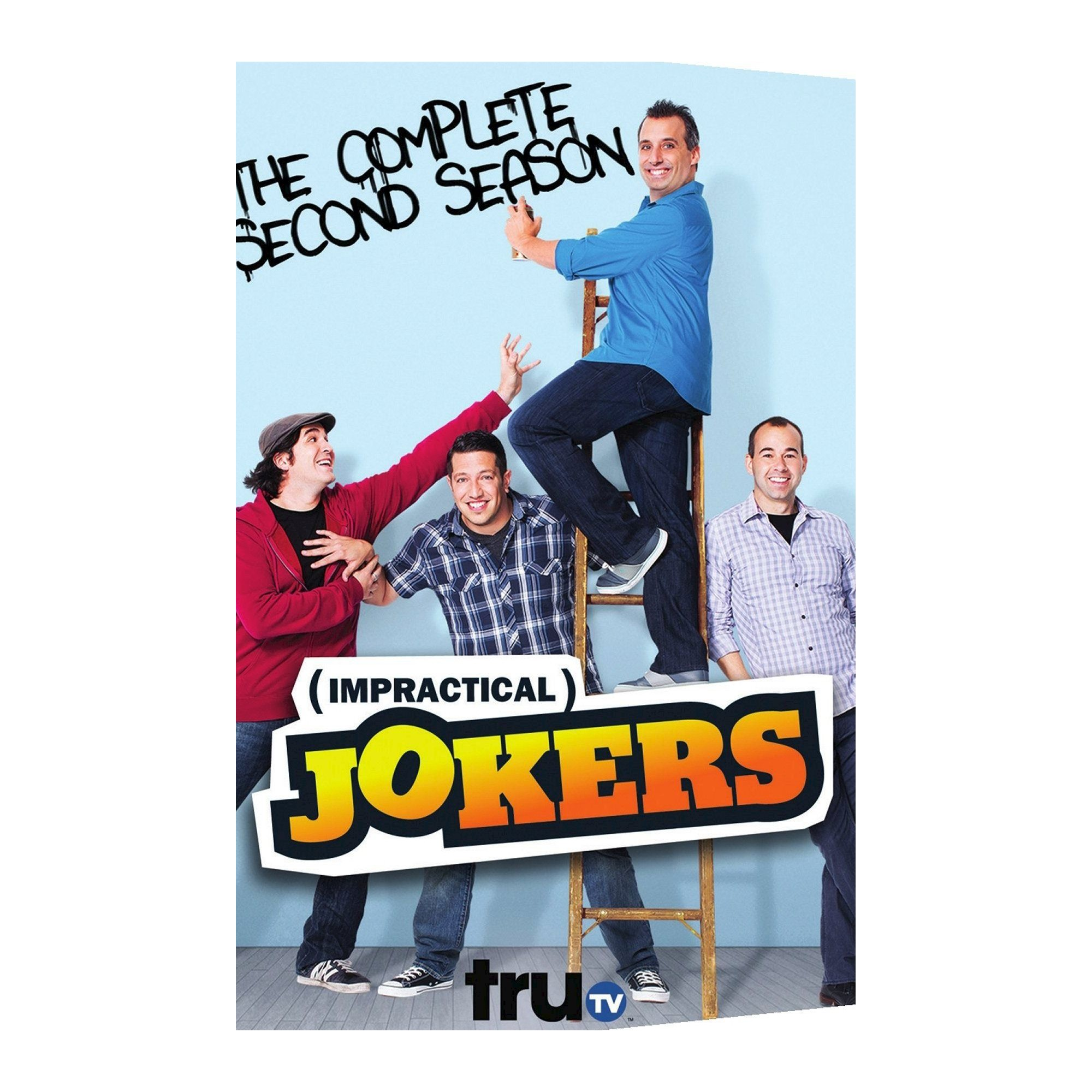 Impractical Jokers The Complete Second Season (DVD