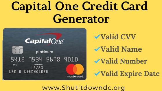 creditcard generator in 7  Visa card numbers, Credit card