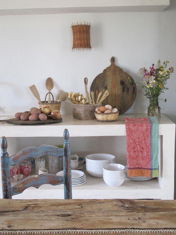 Chic Summer Retreat On The Formentera Countryside Decoracion De