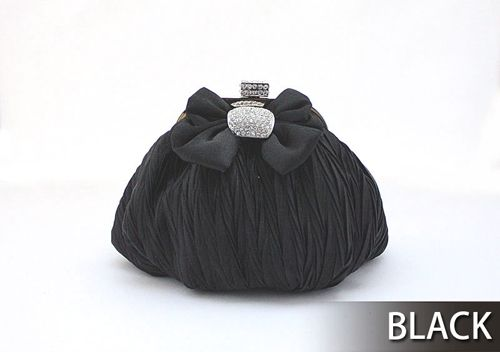 Toptie Bow Top Lovely Purse Evening Bag - Wholesale