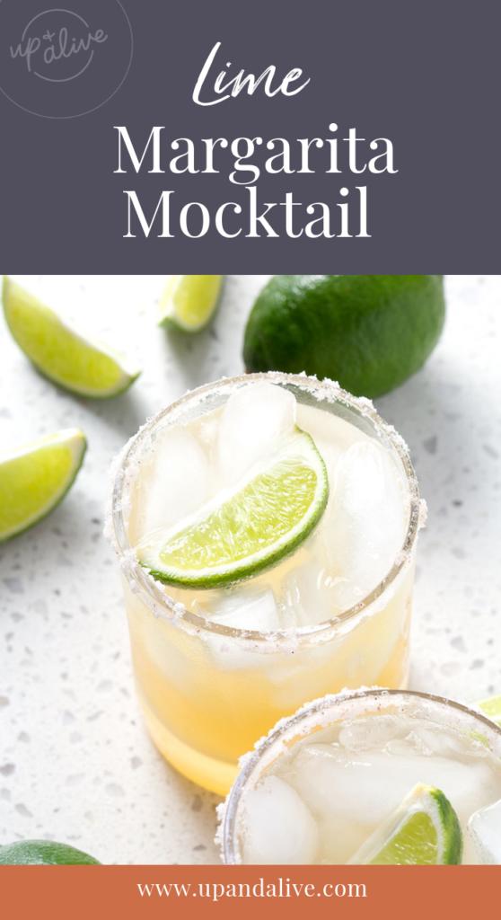 Lime Margarita Mocktail Recipe