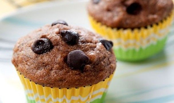 Chocolate muffin recipe usa