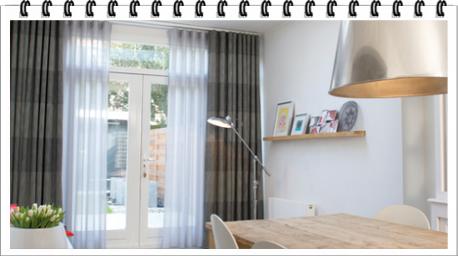 Wave Gordijnen - Jongeneel Gordijnen   Ideeën voor het huis ...