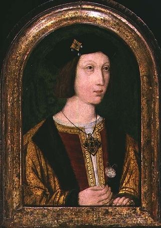 Arthur, Prince of Wales, eldest son of King Henry VII and