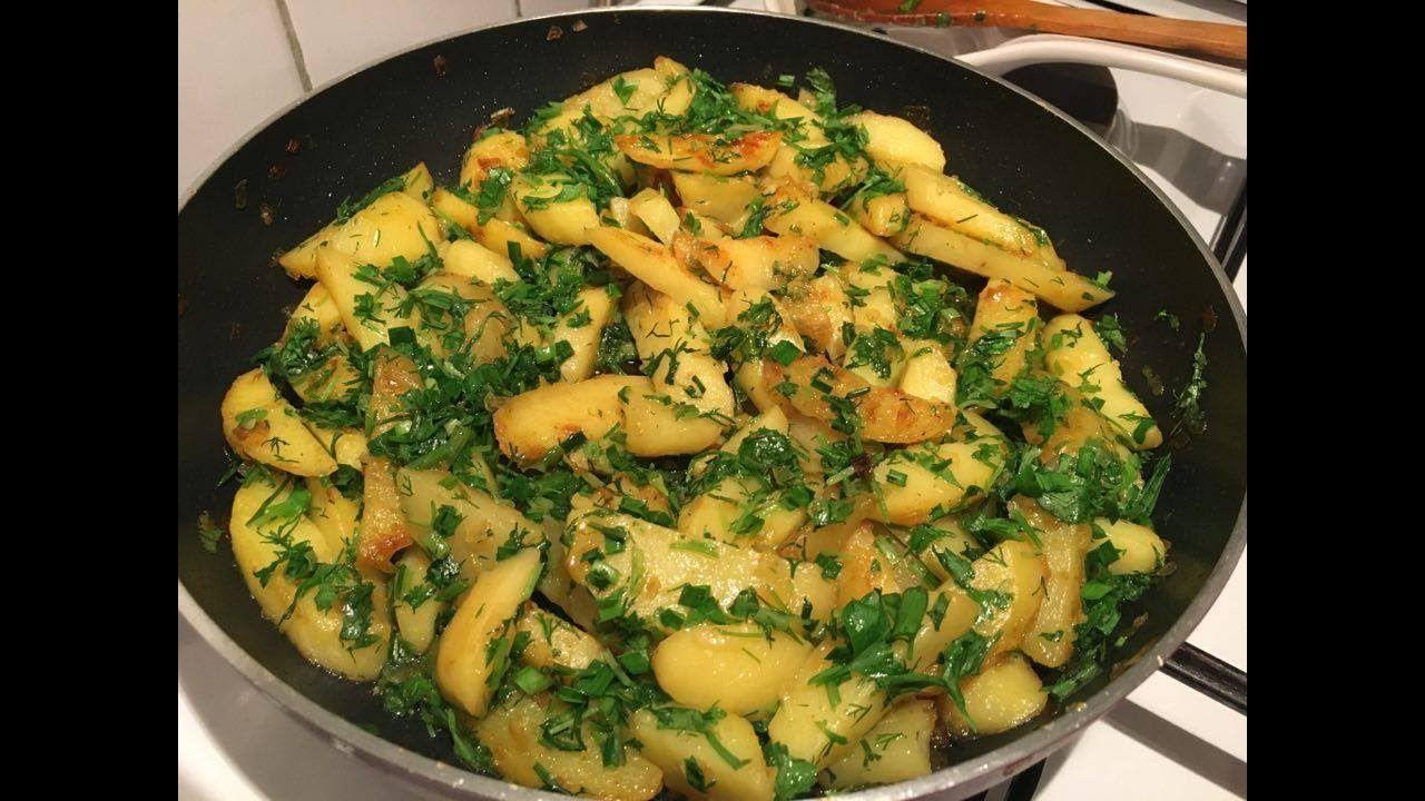 Cox Dadli Kartof Cigirtmasi Nənəmin Resepti Kulinariya