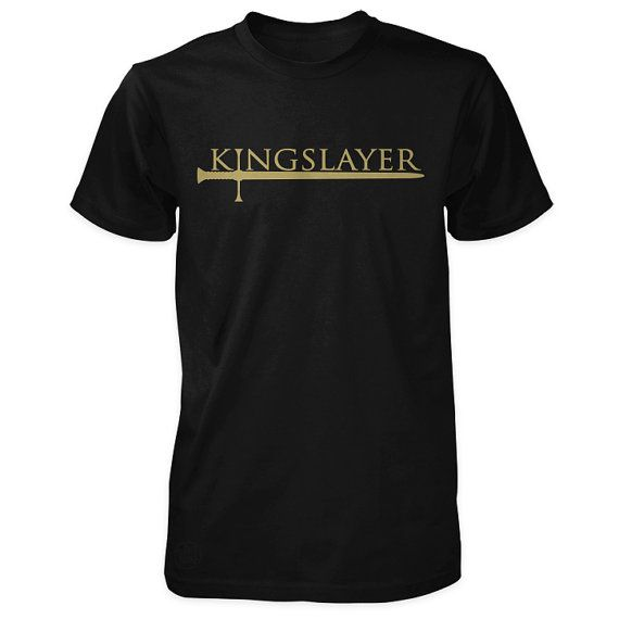 Kingslayer TShirt inspired by Game of Thrones by TheDagobah, $16.95