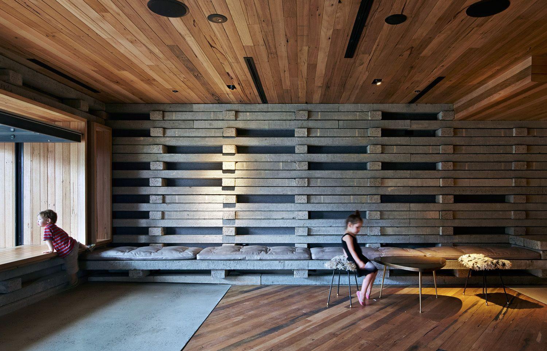 Galería Lobby Hotelhotel Y Gran Escalera Interior Nishi March Studio 20