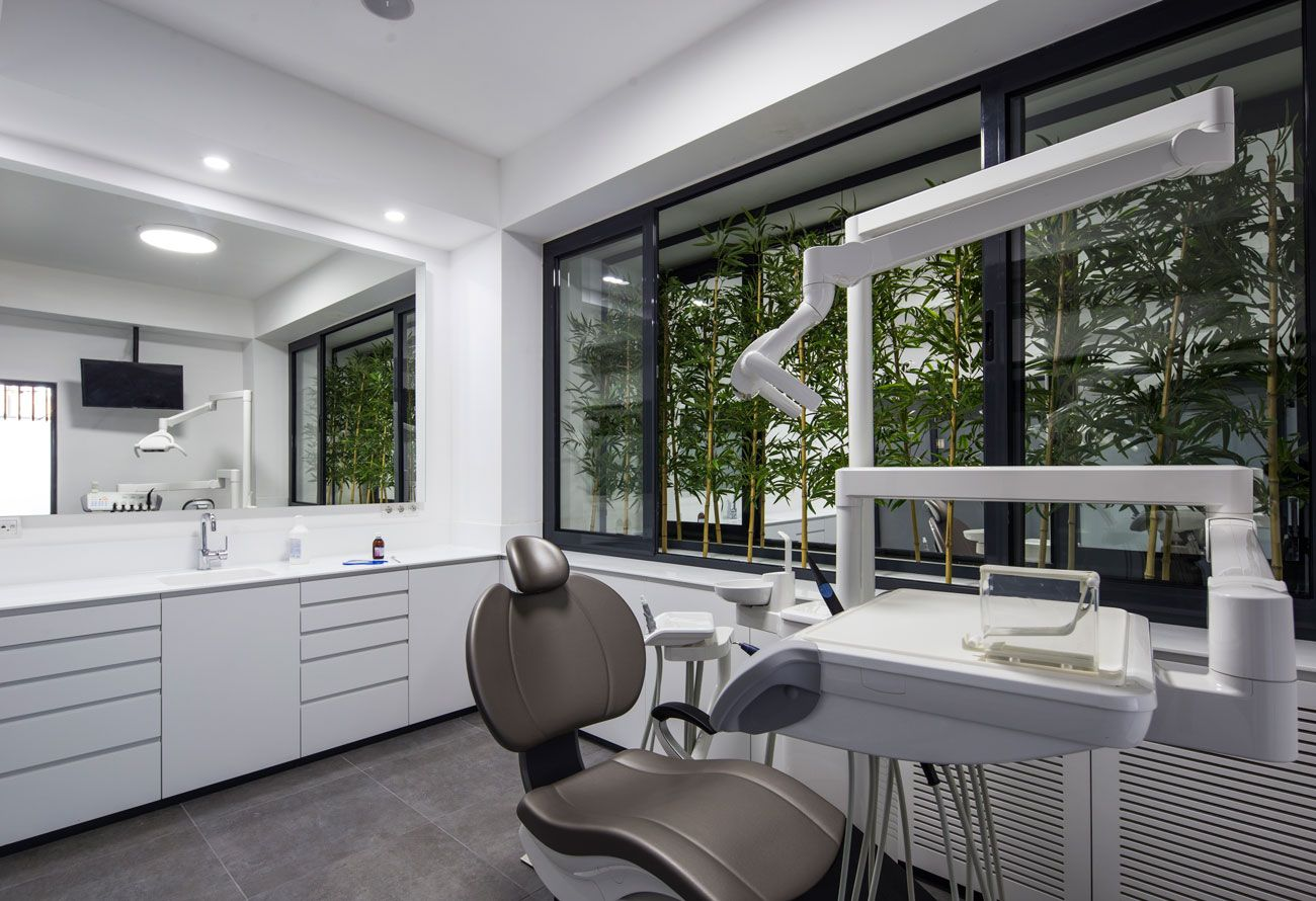 The Smile Academy Dental Polyclinic Clinic Interior