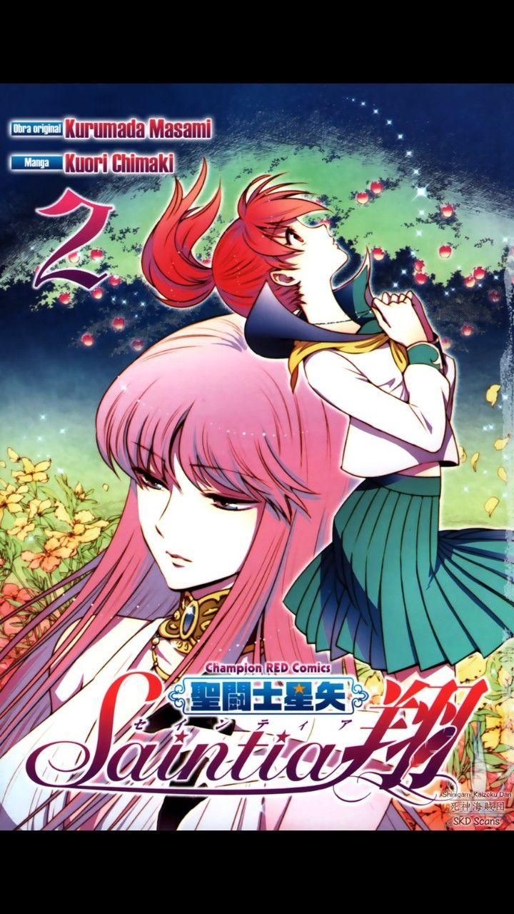 Saintia Sho Saint seiya, Anime, Manga anime