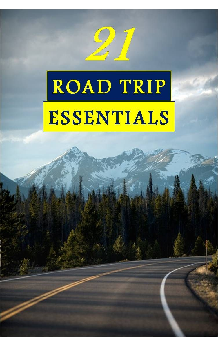 Home Time Road Roblox Id: 21 Road Trip Essentials You Can't Speed Off Without