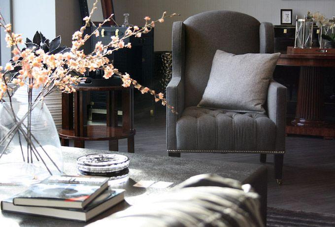 Unico Interiors feine Designer Möbel Raumausstattung Interiors - bar fürs wohnzimmer