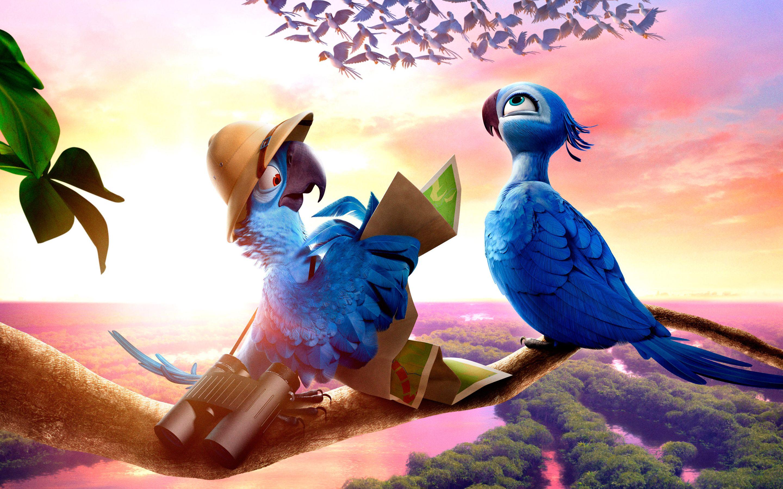 rio 2 movie amazing animation http://windowsdesktopbackgrounds