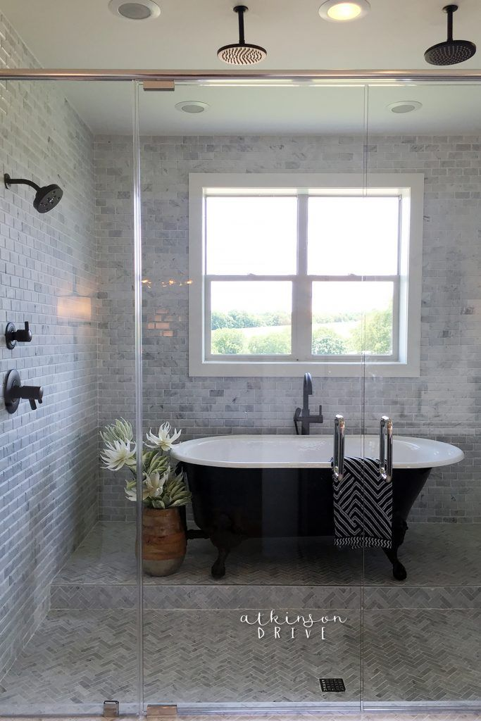 Pin on DIY&Crafts | ArchiArtDesigns on Wet Room With Freestanding Tub  id=83608
