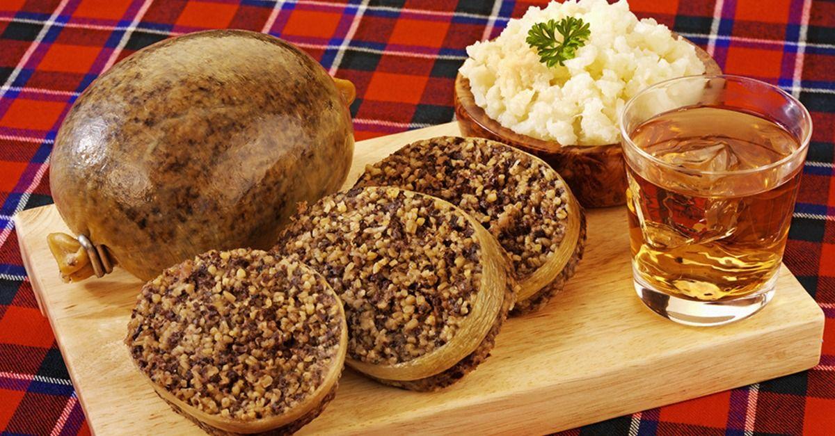 An award-winning Scottish butcher has claimed that haggis -- Scotland's national dish -- isn't Scottish after all, but Scandinavian.