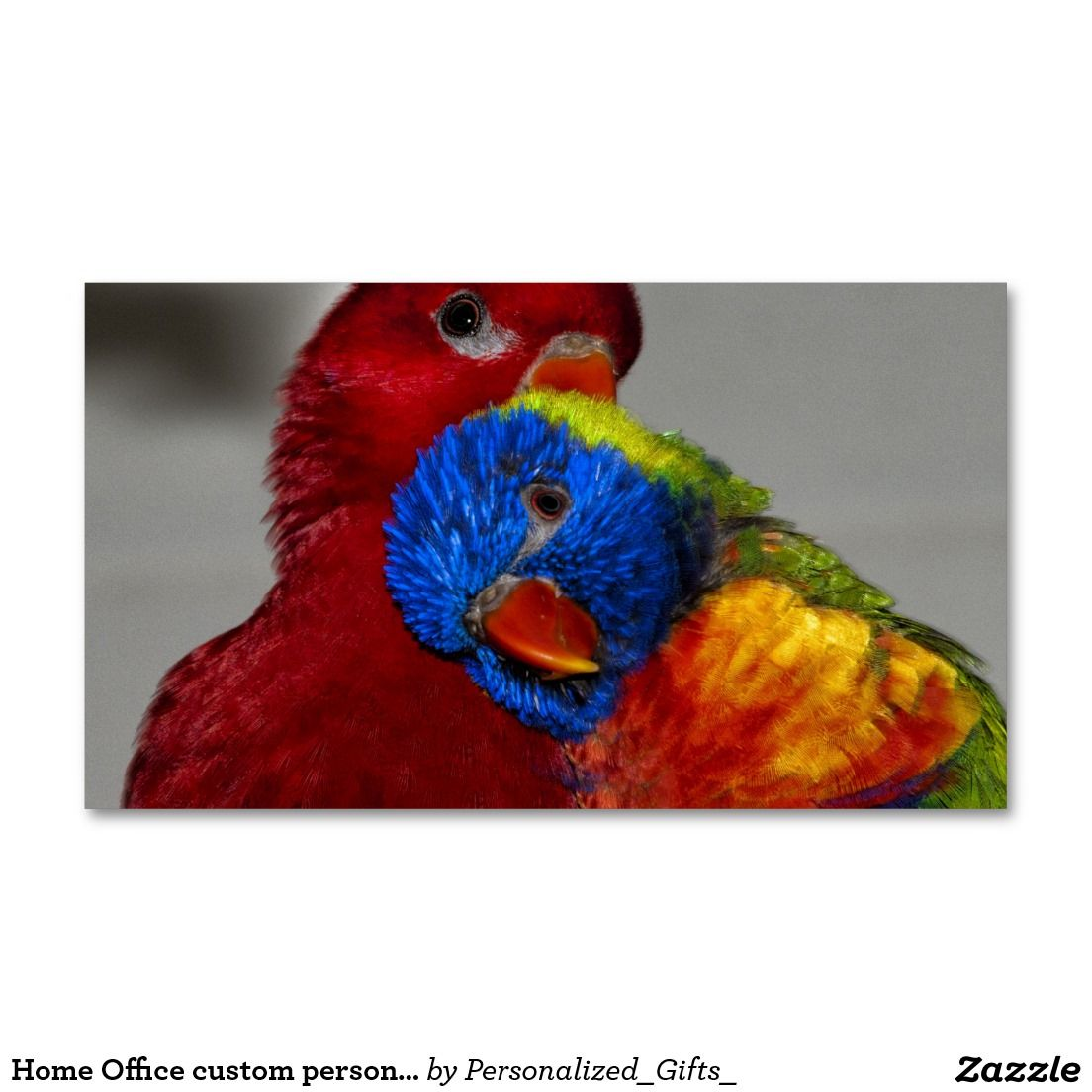 Home Office custom personalize business Business Card | Business cards