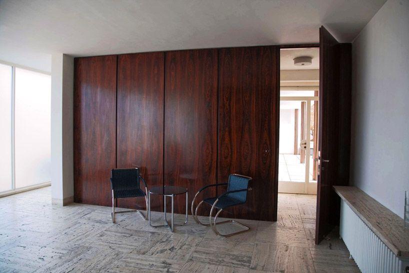 Mies van der rohe villa tugendhat arquitectura de - Arquitectos de interiores famosos ...