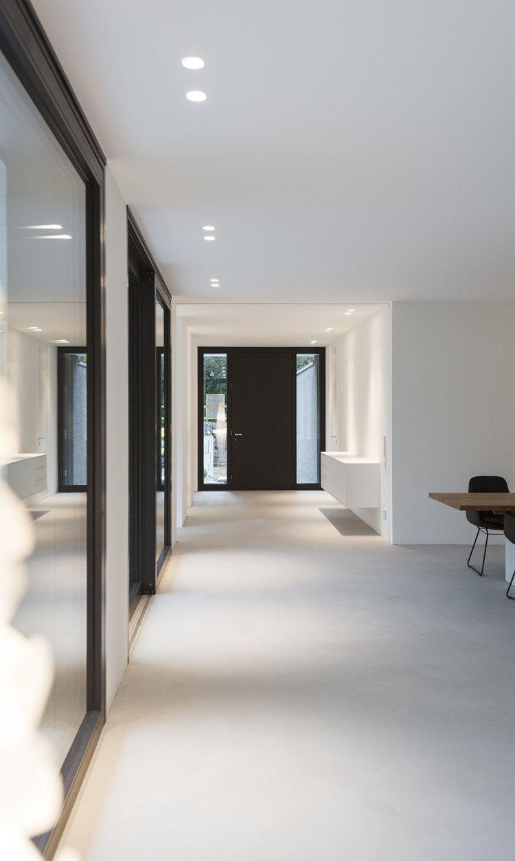 Einfamilienhaus Grünwald, 2016 | Interior Inspiration | Bungalow ...