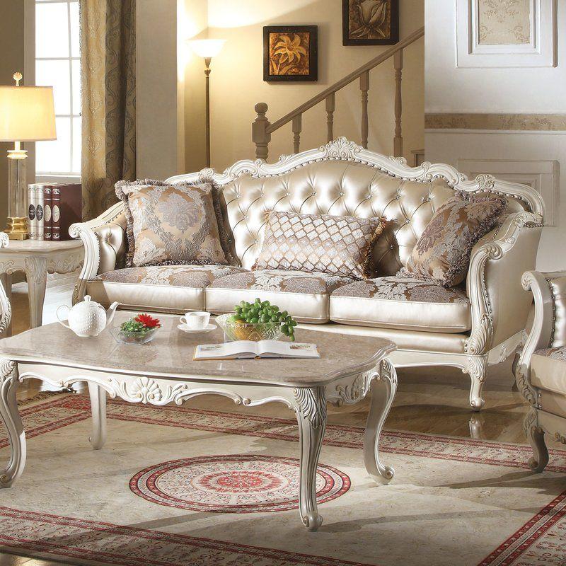 Wensley Sofa Furniture Sofa Upholstery Sofa Set #rose #gold #living #room #set