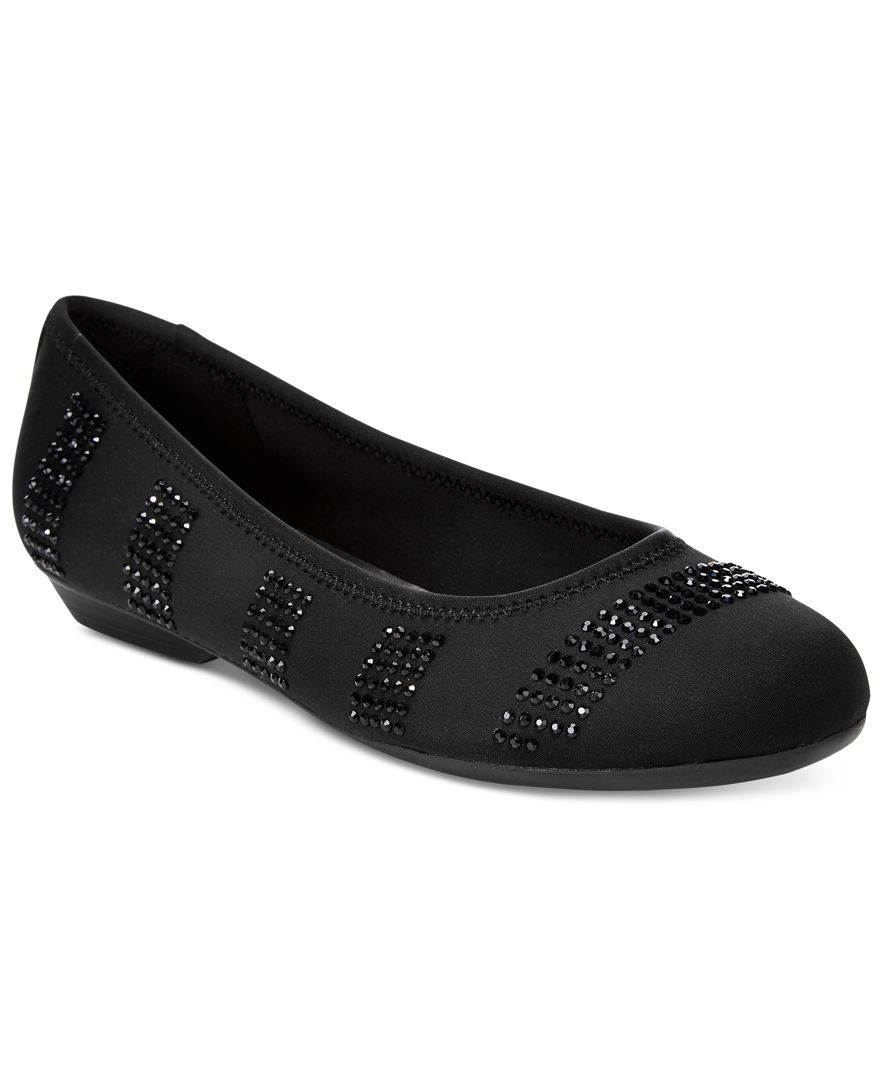 Karen Scott Ralleigh Ballet Flats, Only at Macy's