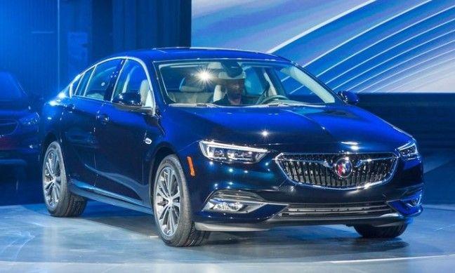 2018 Buick Regal Sportback Price 2017 New York Auto Show Web