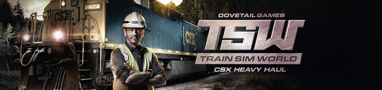Train Sim World CSX Heavy Haul Free Download PC Full Game