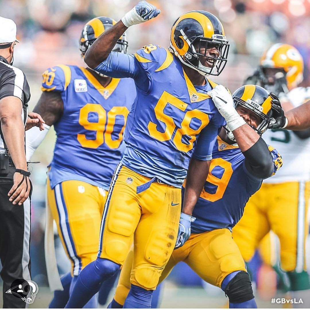 We Not Losing Any Hope Ramily Toddgurley Hornsup Ramsgameday Rams Ramsnation Mobsquad Todd Gurley La Rams Squad