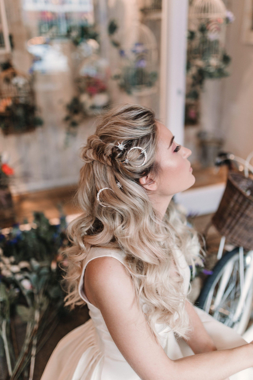 the florist, liverpool - badass bridal babe! photographer