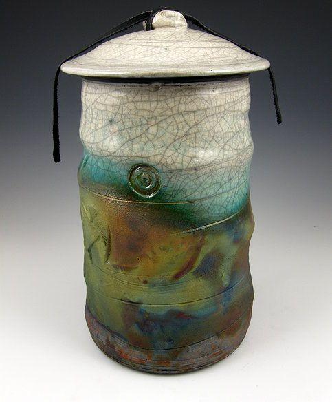raku cremation urns   capacity 425 00 raku urn wild ocean urn 315 004