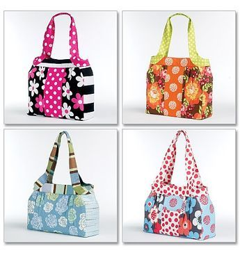Free Patterns: all sorts of free bag patterns | I can make this ...