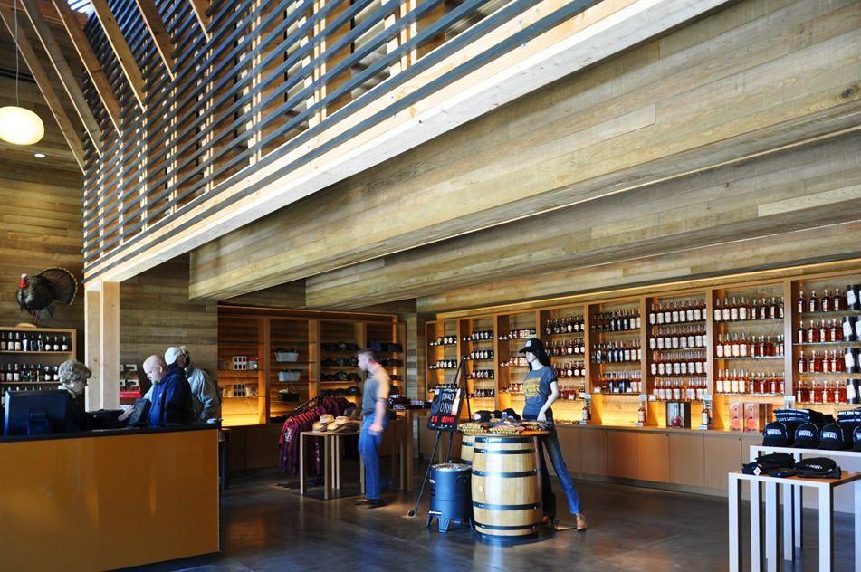 Wild Turkey Bourbon Visitor Center - Picture gallery