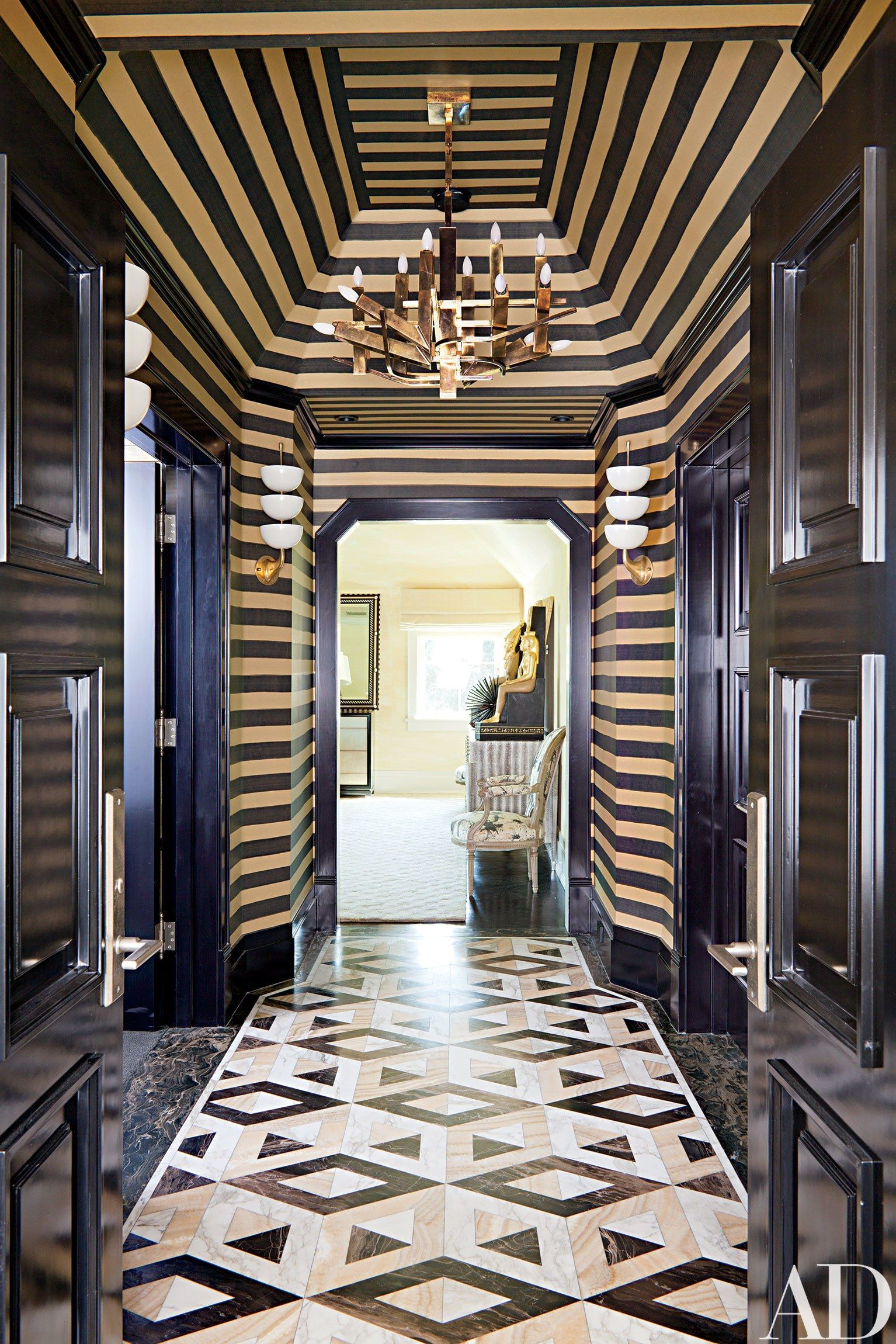 Kelly Wearstler Revamps an Eccentric Home in Bel Air | Interior favs ...